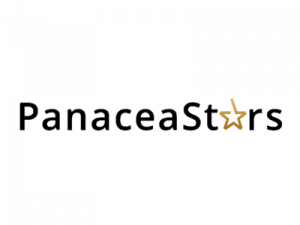 PanaceaStars innovation logo (transparent background)