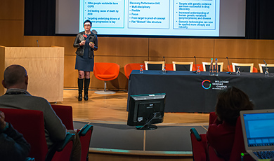 EMBL EBI events conferences at the Wellcome Genome Campus