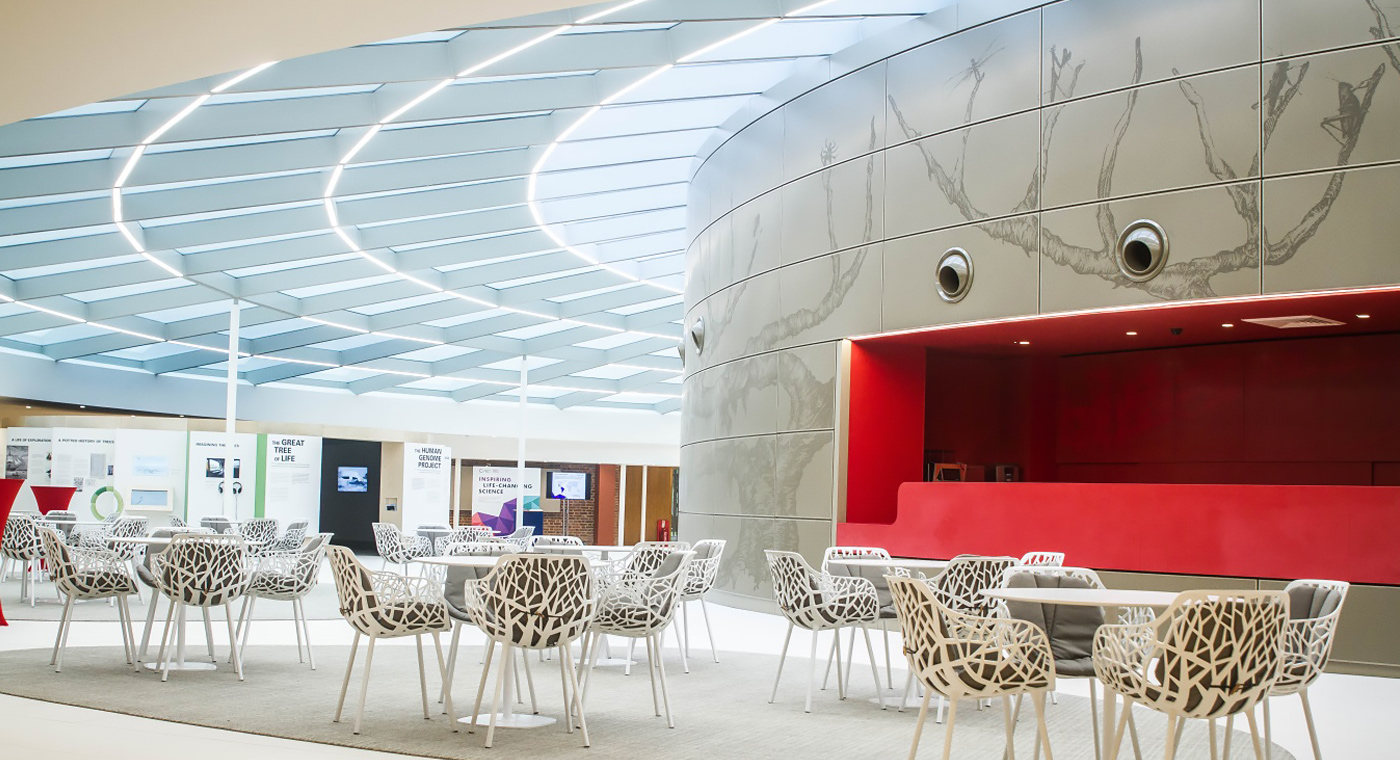 Wellcome Genome Campus Conference Centre