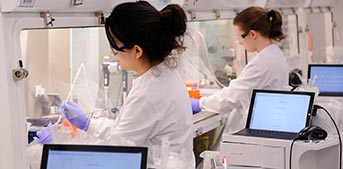 wellcome sanger institute researchers working