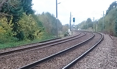 Getting to the Wellcome Genome Campus by train