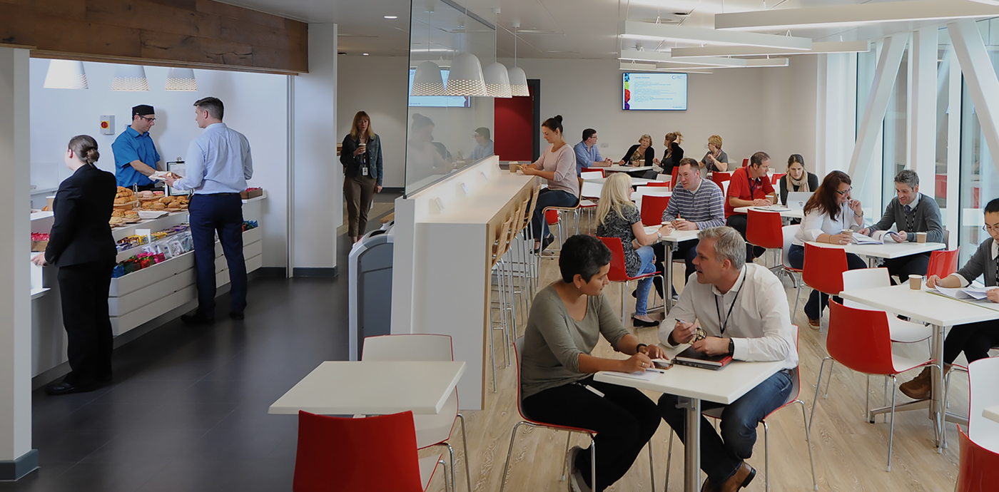 Locate to the BioData Innovation Centre (BIC) at the Wellcome Genome Campus