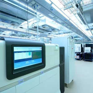 Sequencing facility Sanger Institute Wellcome Genome Campus