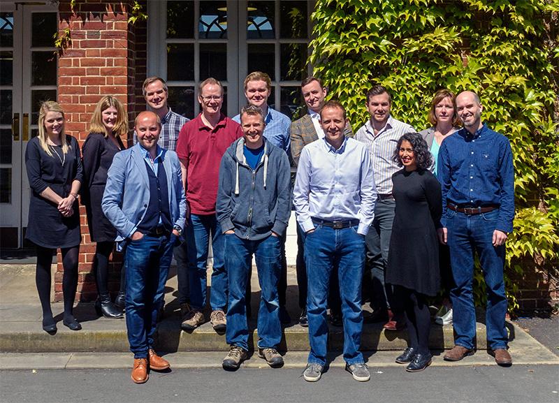 SciBite team picture