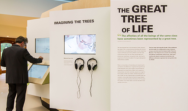 Public Engagement on Campus exhibitions and events open to the public
