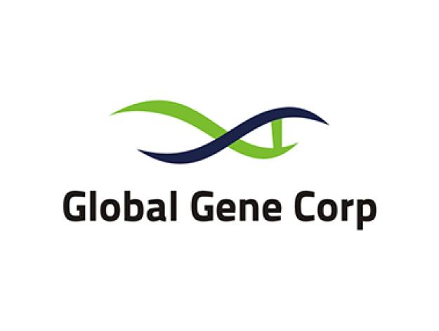 Global Gene Corp logo 625 x 471